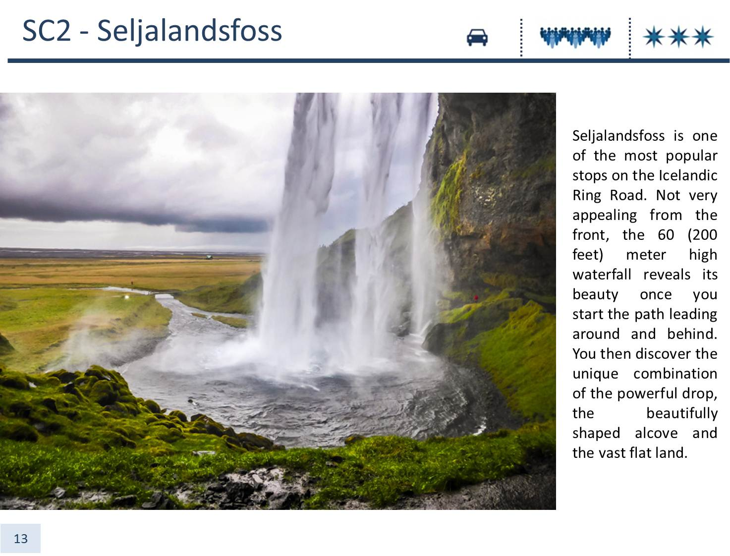 Experience Iceland travel guide - location page 1