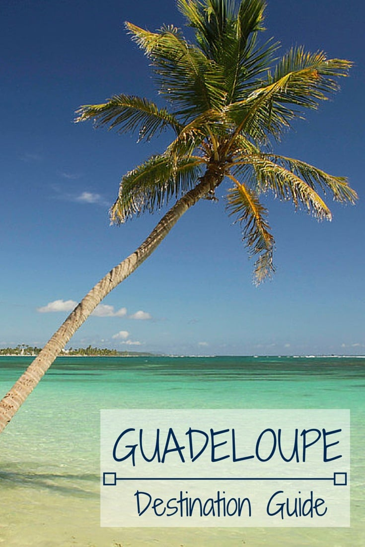 Destination Guide Guadeloupe on kyrgyzstan location map
