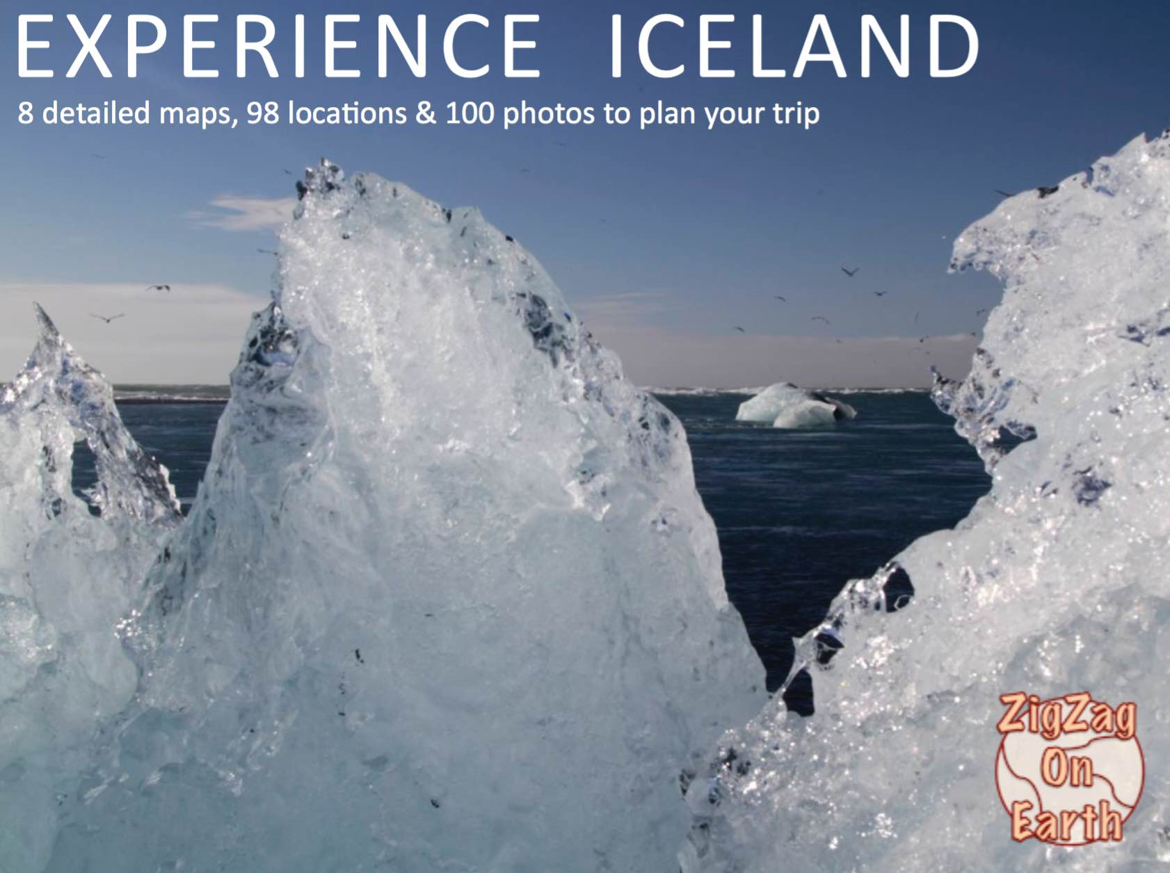 Experience Iceland Travel Guide eBook cover