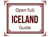 Tourism Iceland Travel Guide