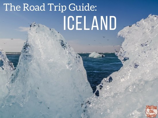 small Road trip Iceland cover