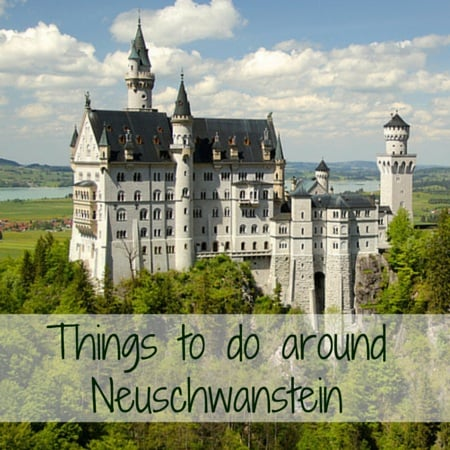 Things to do around Neuschwanstein