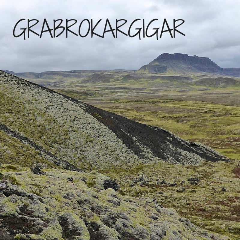Travel Guide Iceland : Plan your visit to Grabrok