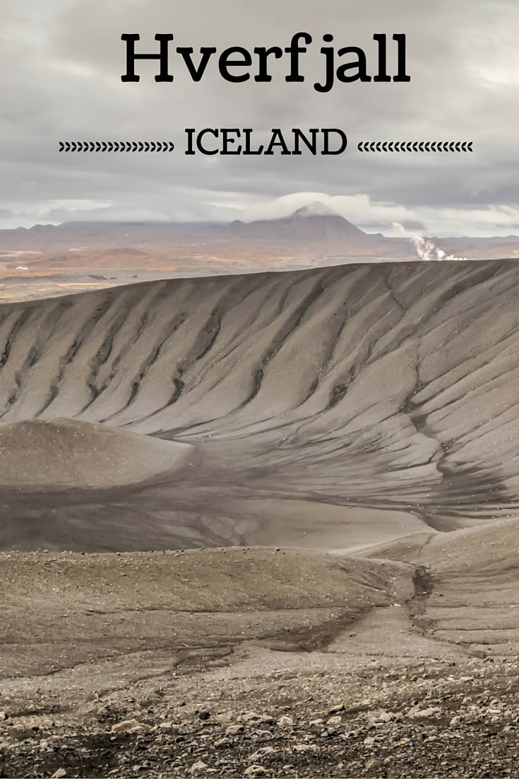 Travel Guide Iceland : Plan your visit to Hverfjall