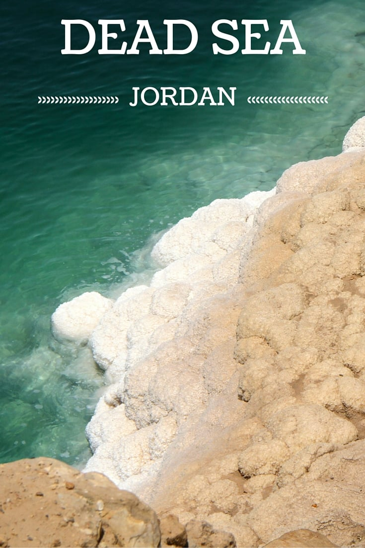 Travel Guide Jordan - plan your trip to the Dead Sea