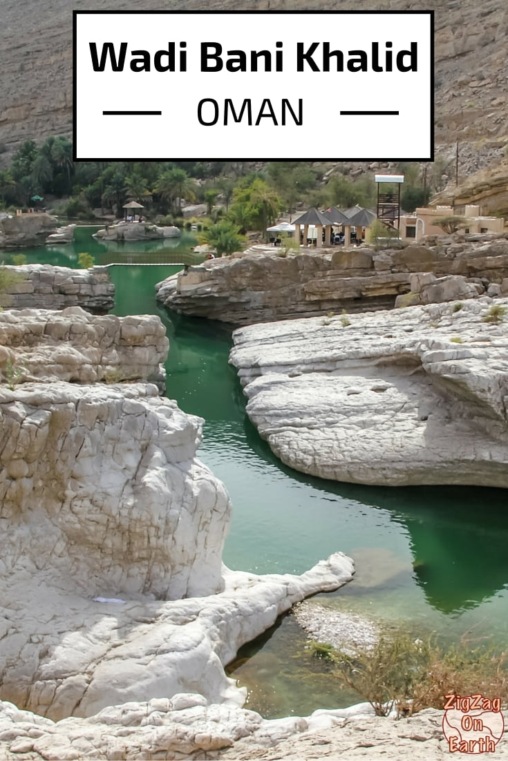 Wadi Bani Khalid Oman - Travel Guide