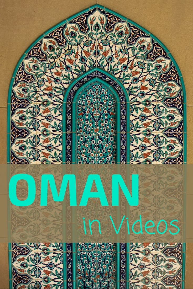 Videos to transport you to Oman