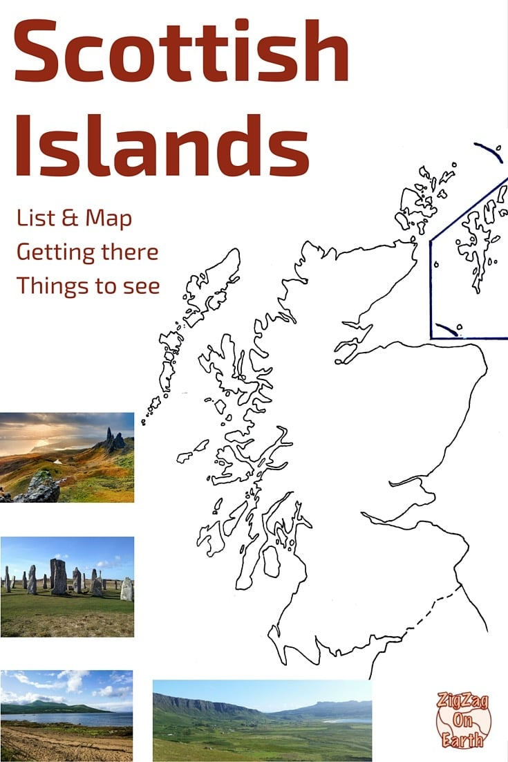 Scottish Islands - Scotland isles