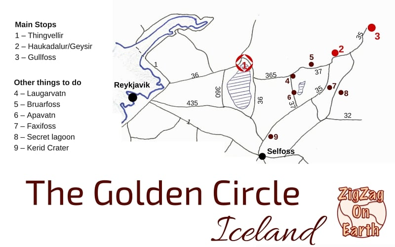 How to visit the Golden Circle (Iceland) - Map + Planning ... Golden Circle Tour Iceland Map on circle k map, iceland glacier tours, iceland landscape, iceland golden circle day trip, iceland national parks, hawaii volcanoes national park map, iceland golden circle route, iceland golden circle itinerary, iceland points of interest maps, iceland horizon golden circle tour, norway on world map, grand circle road trip map, oahu hawaiian islands map, iceland concerts, iceland attractions, iceland people and culture, iceland waterfalls, iceland map tour map, iceland reykjavik nightlife, iceland golden circle directions,