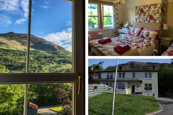 Glencoe Accommodation Kinlochleven