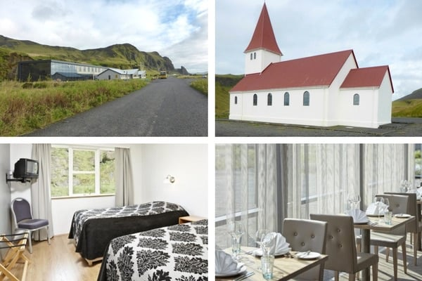 Vik accommodation