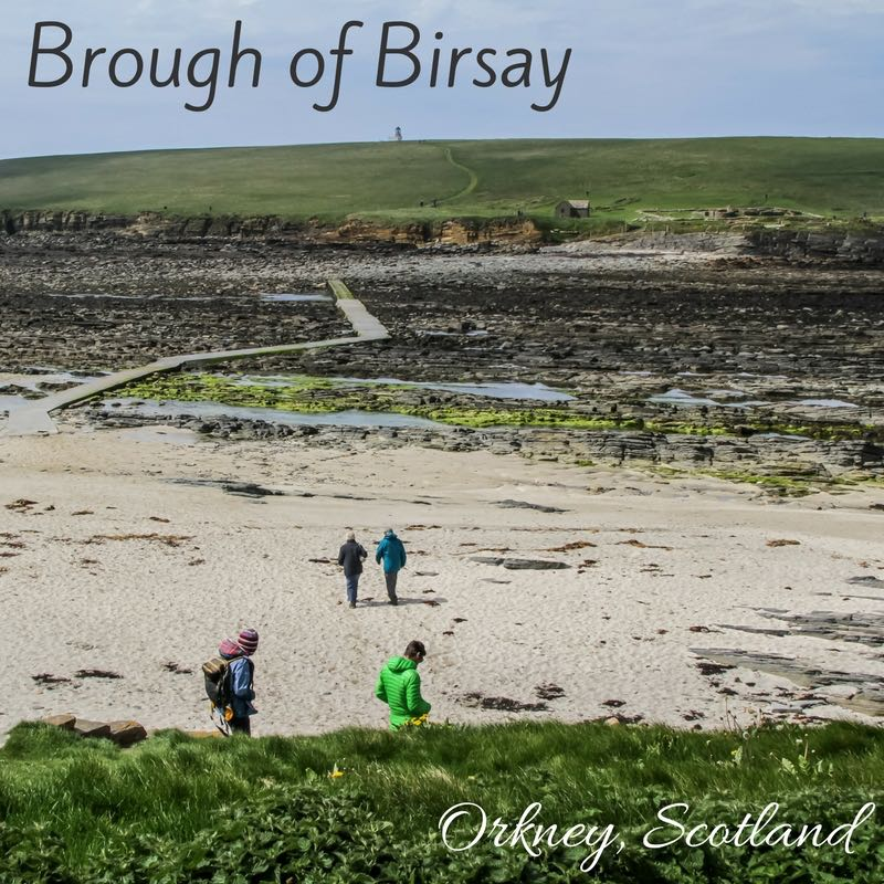 Brough of Birsay Orkney 2