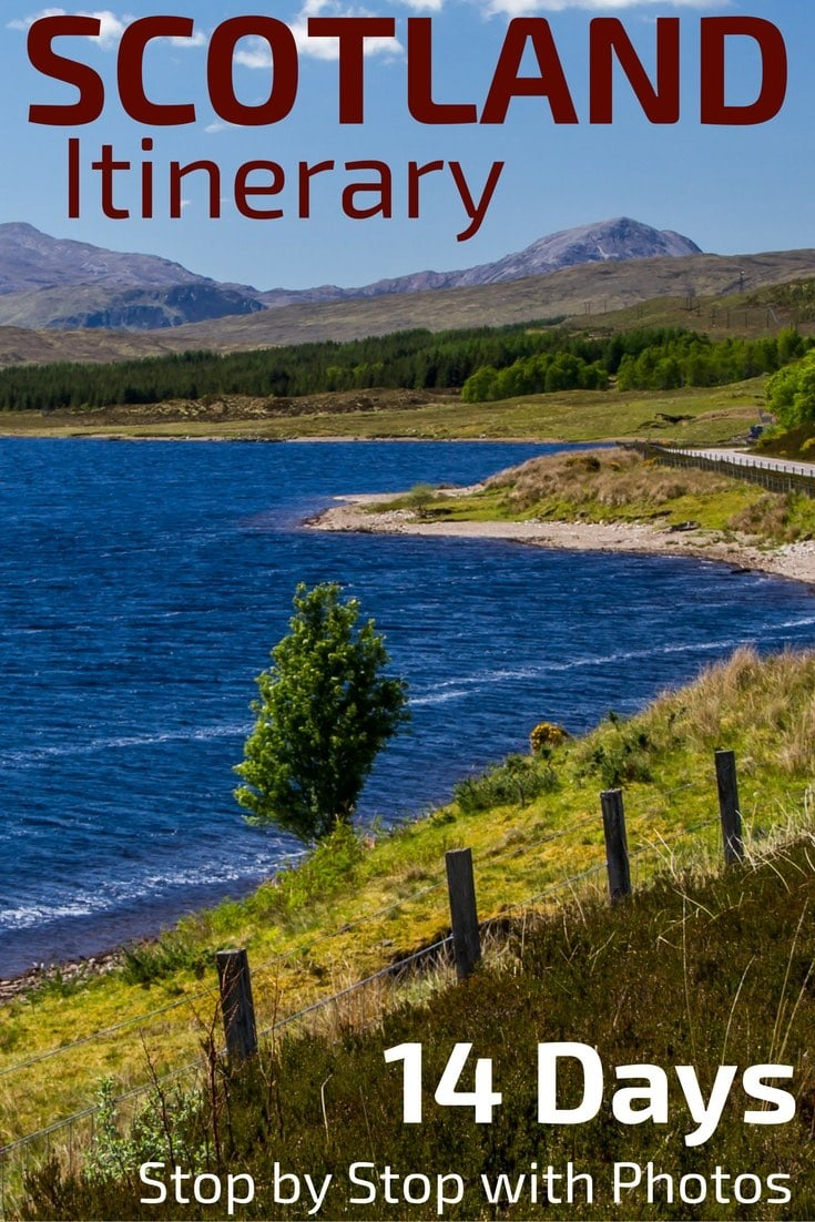 Scotland Itinerary 14 Days