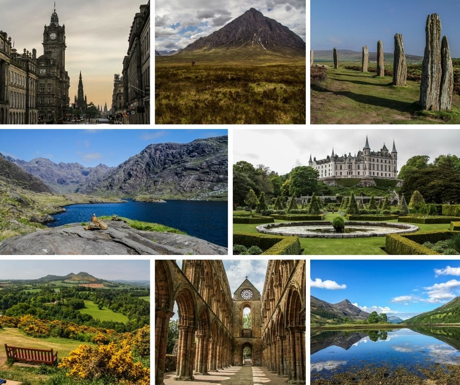 Things to do on a Scotland Road Trip