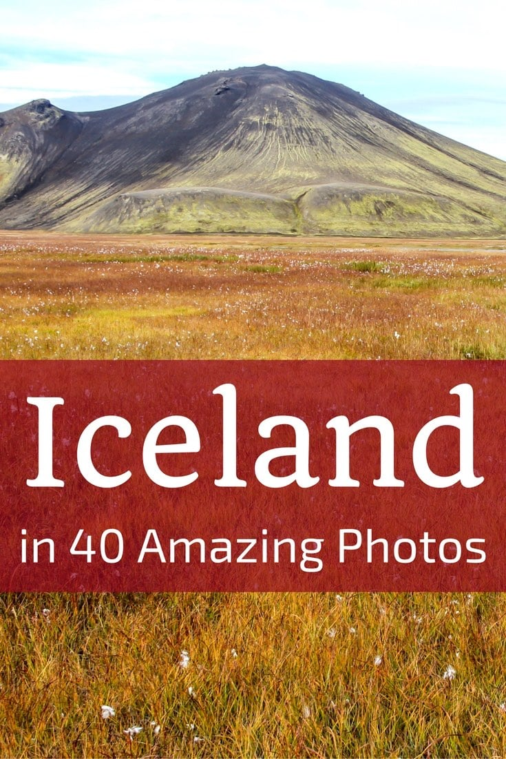 iceland photos - iceland landscapes - photos of Iceland travel