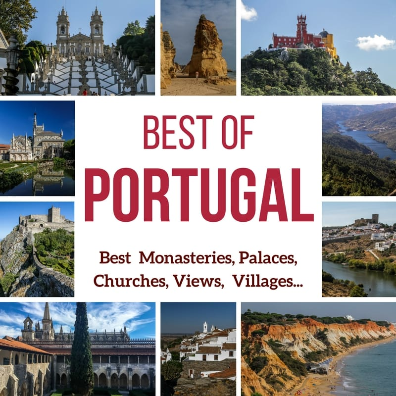 Best Places Travel Portugal: Destination By Destination