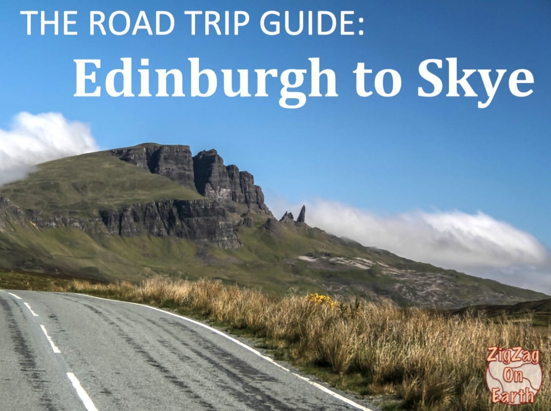 Edinburgh Skye Travel Guide