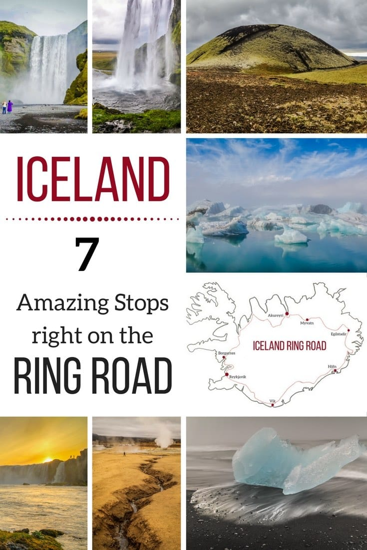 Pin Iceland Ring Road Iceland Travel