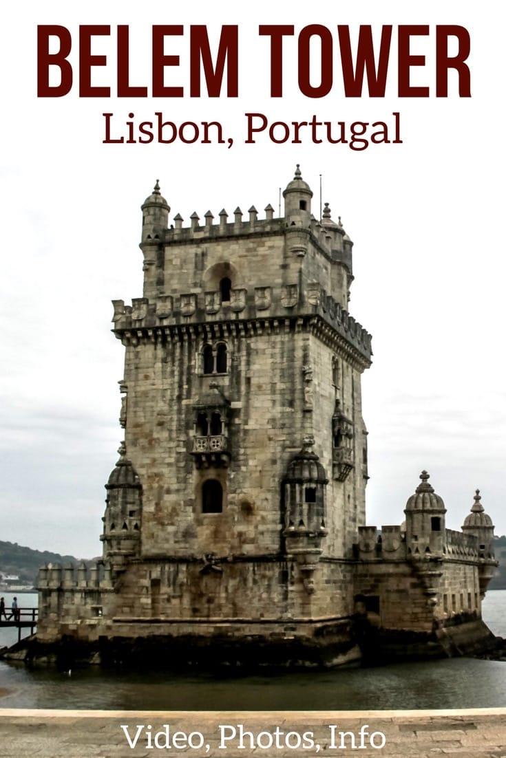 Belem Tower Lisbon Portugal Travel - Lisbon things to do