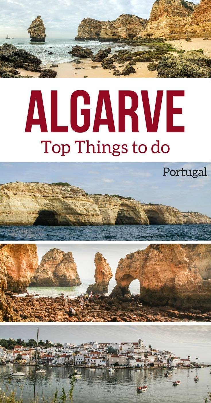 Top Things to do in Algarve Portugal Algarve Beach