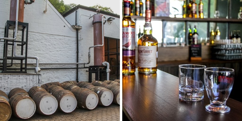 Best day trips from Edinburgh Scotland - Whisky distilleries tours from Edinburgh