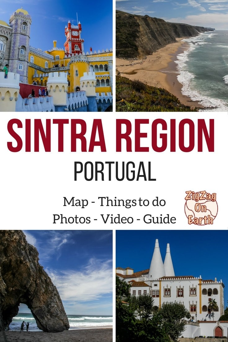 Pin Things to do Sintra Cascais Natural Park Portugal Travel Guide