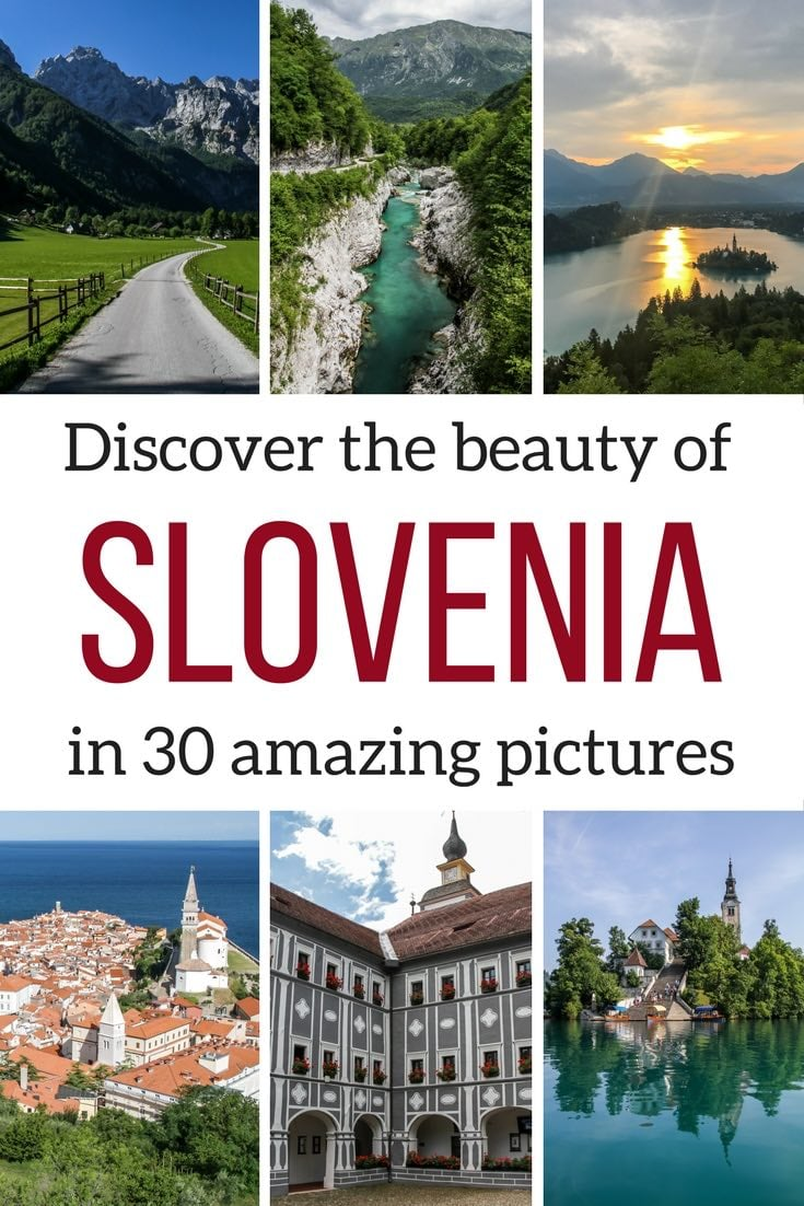 Slovenia Landscapes - Slovenia Pictures - Slovenia Travel Guide