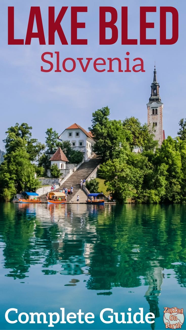 Guide Ljubljana to lake bled activities - Slovenia Travel