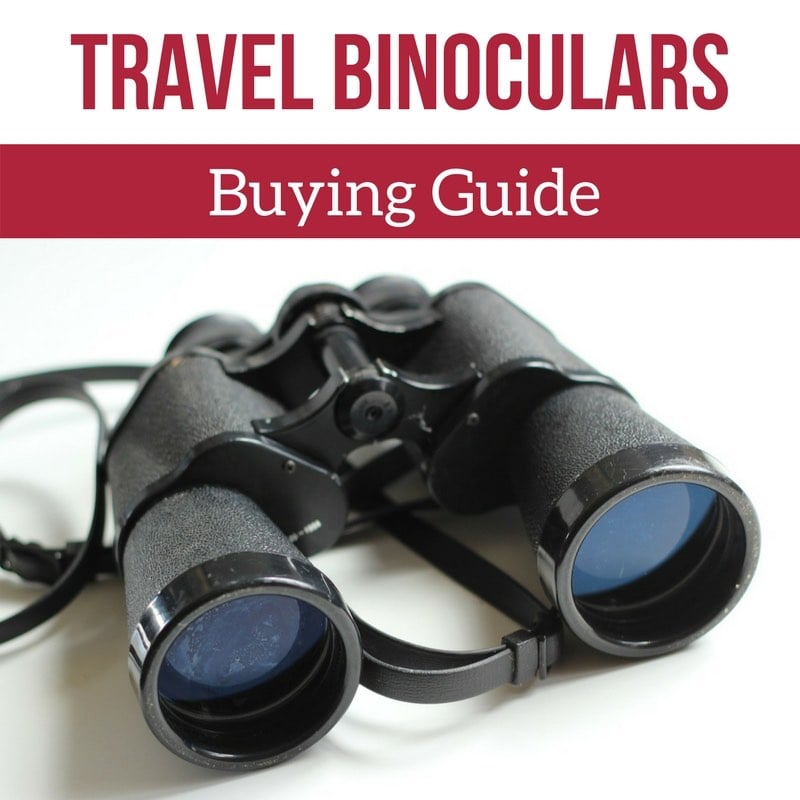 Best compact binoculars for Travel and safari