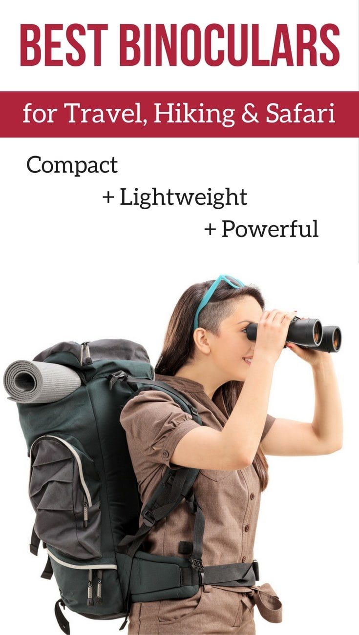 Best compact binoculars for travel accessory