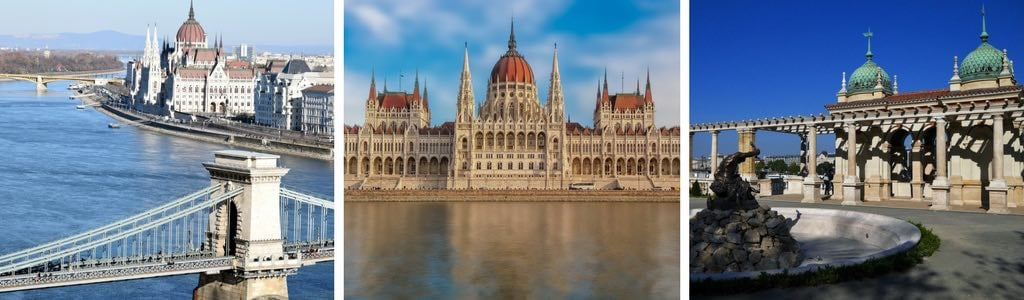 Budapest stop on 2 weeks around Europe itinerary by train