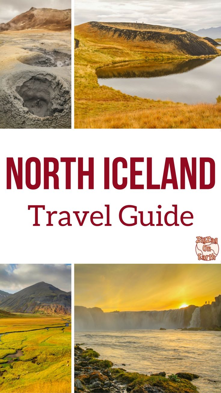 Visit North Iceland Travel Guide