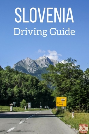 s Driving in Slovenia Travel Guide