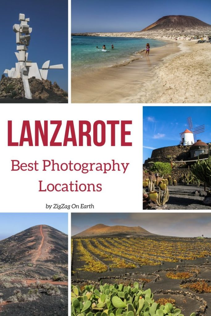 Best place to Photograph lanzarote Canary island travel