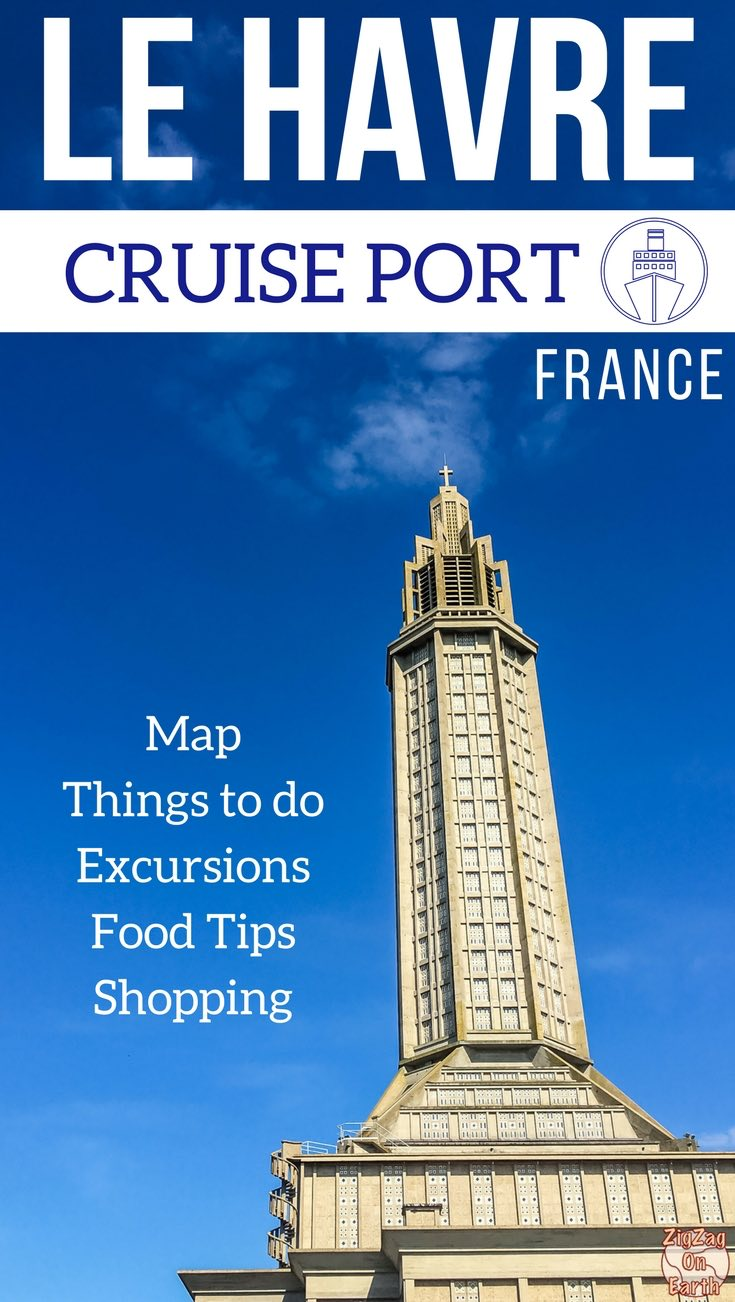 Things to do in Le Havre cruise port shore excursions