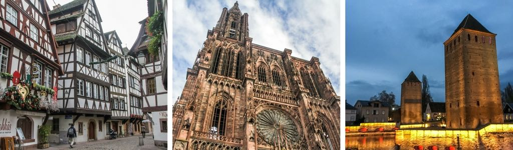 Strasbourg stop on 2 week Europe Tour itinerary by train