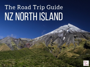 NZ North island eBook Cover S