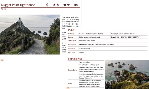 page eBook New Zealand guide thing to do South