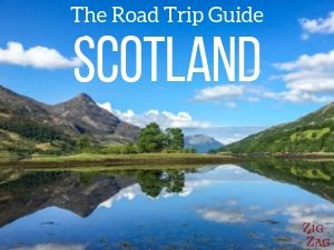small Scotland Road Trip Guide ebook cover
