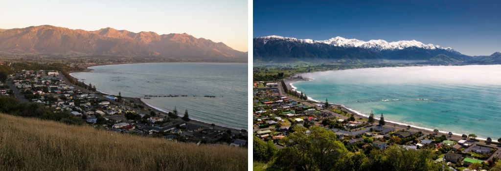 Best time to travel to New Zealand to see snow capped mountains