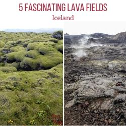 Lava Fields in Iceland Travel Guide