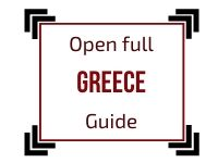Tourism Greece Travel Guide