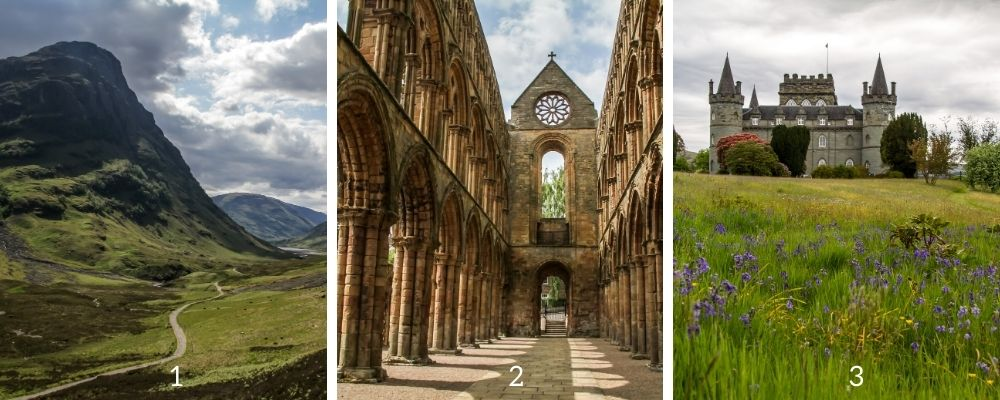 3 best day trips from edinburgh by car