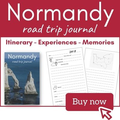 Normandy road trip Journal